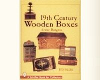 Nineteenth Century Wooden Boxes