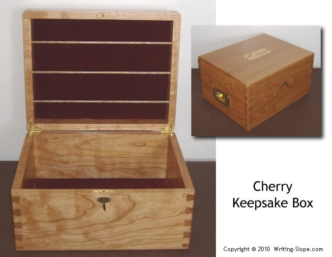 Keepsake Box Plans Wooden Keepsake Box Plans